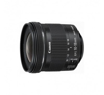 Canon EF-S 10-18mm STM 超廣角變焦鏡頭