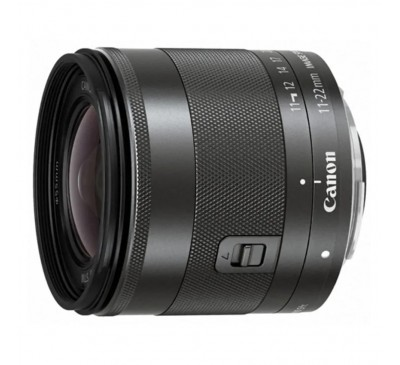 Canon EF-M 11-22mm STM 超廣角防震變焦鏡頭