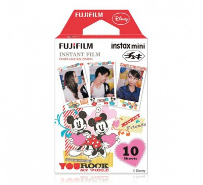 Fujifilm Instax Mini Film Mickey