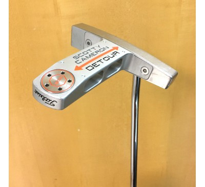 (Scotty Cameron) Detour Putter