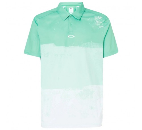 Oakley Color Block Shade Polo